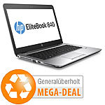 hp Elitebook 840 G3, 35,6cmFHD, Core i5, 8GB, 250GB SSD (generalüberholt) hp