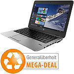 hp EliteBook 820 G2, 31,8 cm, Core i5, 12 GB, 512GB SSD (generalüberholt) hp Notebooks