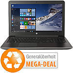 "hp Zbook Studio G3, 39,6cm/15,6"", Xeon E3, 16GB, M2-SSD (generalüberholt) hp Notebooks"