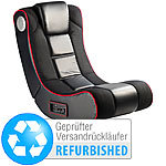 Mod-it Soundsessel mit 2.1System Bluetooth und Vibration (Versandrückläufer) Mod-it Soundsessel