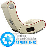 Mod-it Soundsessel mit 2.1-System, Bluetooth & Vibration (Versandrückläufer) Mod-it Soundsessel