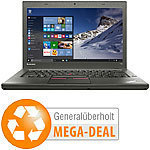 "Lenovo ThinkPad T450, 35,6cm/14"", i5, SSD, Dockingstation (generalüberholt) Lenovo Notebooks"