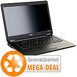 "Dell Latitude E7450, 35,6cm/14"", Core i7, 16GB, 480GB SSD (generalüberholt) Dell Notebooks"