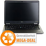 "Dell Latitude E7440, 35,6 cm/14"", Core i7, 8GB, 256GB SSD (generalüberholt) Dell Notebooks"