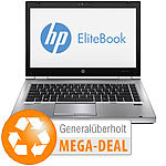 hp EliteBook 8470p, 35,6cmHD, Core i5, 8GB, 256GB SSD (generalüberholt) hp Notebooks