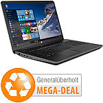 "hp ZBook 17 G3, 43,9cm/17,3"", i7, 32 GB, SSD, HDD (generalüberholt) hp Notebooks"