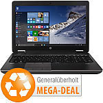 "hp ZBook 15 G2, 15,6""/39,6cm, Core i7, 8GB, 256GB SSD (generalüberholt) hp Notebooks"
