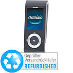 auvisio MP3- & Video-Player DMP-320.bt V2, Bluetooth, FM (Versandrückläufer) auvisio MP3- & Video Player