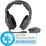 auvisio Kabelloses Gaming-Funk-Headset mit TOSLINK Versandrückläufer auvisio Kabellose Gaming-Funk-Headsets