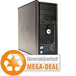 Dell Optiplex 780MT, C2D E7500, 4 GB, 320 GB, DVD (generalüberholt) Dell Computer