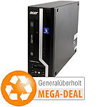 Acer Veriton X4610G, Core i3, 4 GB RAM, 320 GB HDD, Win 7 (generalüberholt) Acer