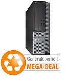 Dell OptiPlex 3020 SFF, Core i3, 4 GB, 500 GB HDD, Win 10 (generalüberholt) Dell