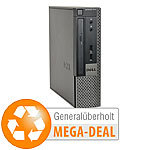 Dell OptiPlex 7010 USFF, Core i5, 8 GB, 256GB SSD, Win 10 (generalüberholt) Dell Computer