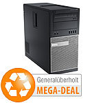 Dell OptiPlex 9020 MT, Core i7, 16 GB, 256GB SSD (generalüberholt, 2. Wahl) Dell Computer