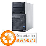 Dell OptiPlex 7010MT, Core i5, 16 GB, 512 GB SSD, HD 5450 (generalüberholt) Dell