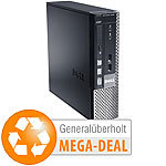 Dell Optiplex 9020 USFF, Core i5, 8 GB, 256GB SSD, Win 10 (generalüberholt) Dell Computer