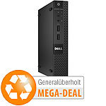 Dell Optiplex 3020 Micro, Core i5, 8 GB, 256 GB SSD (generalüberholt) Dell Computer