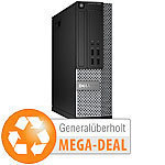 Dell Optiplex 7020 SFF, Core i5, 12GB, 512GB SSD (generalüberholt) Dell Computer