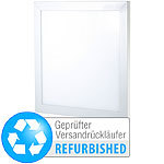 Lunartec LED-Panel 30 x 30 cm, 18 W, warmweiß, 3000 K (Versandrückläufer) Lunartec LED-Panele
