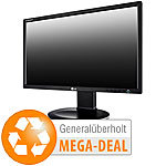"LG Flatron E2411PU-BN, Full-HD-LED-Monitor mit 61 cm / 24"" (refurbished) LG LED-Monitore"