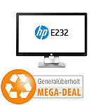 "hp EliteDisplay E232, 58,4 cm / 23"", 1920 x 1080, IPS (generalüberholt) hp IPS-LED-Monitore"
