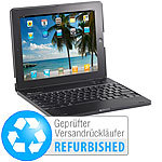GeneralKeys Netbook-Case inkl. Tastatur mit Bluetooth für iPad2 (refurbished) GeneralKeys iPad-Tastaturen mit Bluetooth