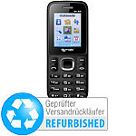 simvalley MOBILE Dual-SIM-Bluetooth-Handy SX-305 VERTRAGSFREI (refurbished) simvalley MOBILE