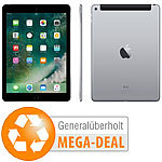 Apple iPad Air 2 (A1567) mit 64 GB, Wi-Fi + LTE, 1. Wahl (generalüberholt) Apple Apple iPads