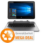 "hp Pro X2 612 G1, 31,8 cm/12,5"", Core i5, 256 GB SSD (generalüberholt) hp 2in1-Notebooks und Tablet-PCs"