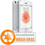"Apple iPhone SE (A1723) 64GB, 4"", silber (generalüberholt/2. Wahl) Apple"