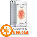 "Apple iPhone SE (A1723) 128GB, 4"", silber (generalüberholt/2. Wahl) Apple"