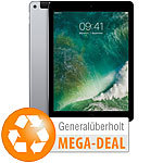Apple iPad Air 2 mit 64 GB, WiFi, LTE, space-grey (generalüberholt, 2. Wahl) Apple Apple iPads