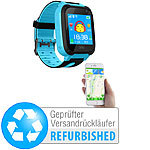 TrackerID Kinder-Smartwatch mit Telefon, GSM/LBS-Tracking (Versandrückläufer) TrackerID Kinder-Smartwatches mit GSM- & LBS-Tracking