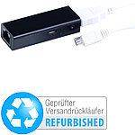 7links 5in1 Travel-Router WRP-410.mini mit WLAN (Versandrückläufer) 7links 3G/UMTS-Router
