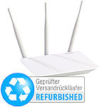 7links 300-Mbit-High-Power-WLAN-Router mit 4-Ethernet-Ports(Versandrückläufer 7links WLAN-Router