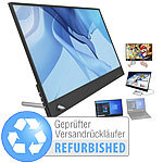 auvisio Ultradünner Full-HD-Monitor EZM-100, Versandrückläufer auvisio Ultradünner Full-HD-Monitore