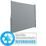Royal Gardineer Seitenmarkise 120 x 200 cm, anthrazit (refurbished) Royal Gardineer Seitenmarkisen