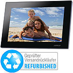 "Somikon Digitaler WLAN Bilderrahmen, 10,1""-IPS-Touchscreen, (refurbished) Somikon Digitaler WLAN Bilderrahmen"