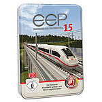 Eisenbahn.exe EEP 15 expert (in Metall-Relief-Box) Eisenbahnsimulationen (PC-Softwares)