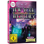 "Purple Hills Wimmelbild-PC-Spiel ""New York Mysteries - Laterne der Seelen"" Purple Hills Wimmelbilder (PC-Spiel)"