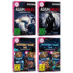 "Yellow Valley Wimmelbild-Spiele-Set ""Adam Wolfe 2 - 4"" und ""Mystery Tales 1 - 4"" Yellow Valley"