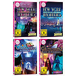"Yellow Valley Wimmelbild-Spiele-Bundle ""Lost Grimoires + New York Mysterie"", 4 Games Yellow Valley Wimmelbilder (PC-Spiel)"