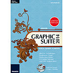 FRANZIS Graphic Suite 2014 Limited Edition FRANZIS Druckvorlagen & -Softwares (PC-Softwares)