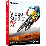 Corel Videostudio Pro X7 Corel Videobearbeitung (PC-Softwares)