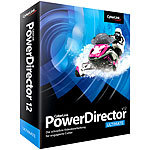 Cyberlink PowerDirector 12 Ultimate Cyberlink Videobearbeitung (PC-Softwares)