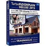IMSI TurboFLOORPLAN Deluxe 2015 IMSI CAD-Softwares (PC-Softwares)