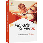 Pinnacle Studio 20 Standard Pinnacle Videobearbeitung (PC-Softwares)