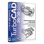 IMSI TurboCAD 2D/3D 2016 IMSI CAD-Softwares (PC-Softwares)