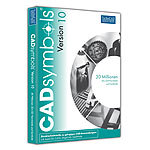 CAD Symbole V 10 CAD-Softwares (PC-Softwares)