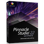 Pinnacle Studio 22 Ultimate Pinnacle Videobearbeitung (PC-Softwares)